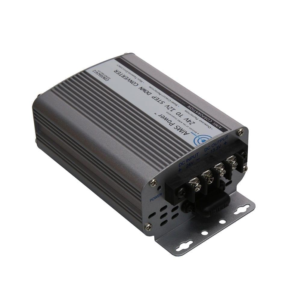 24 VDC TO 12 VDC STEP DOWN CONVERTER - 40 AMP – The