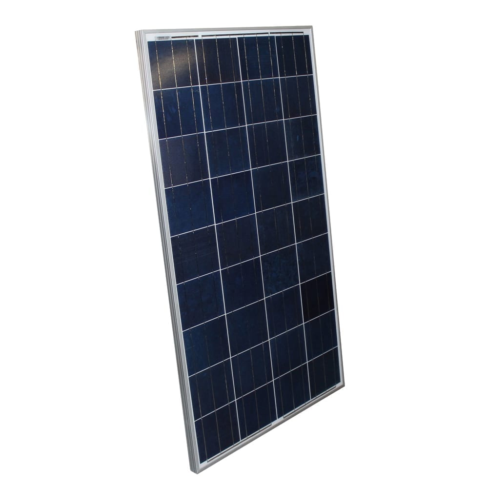 120 Watt Solar Panel Polycrystalline The Inverter Store