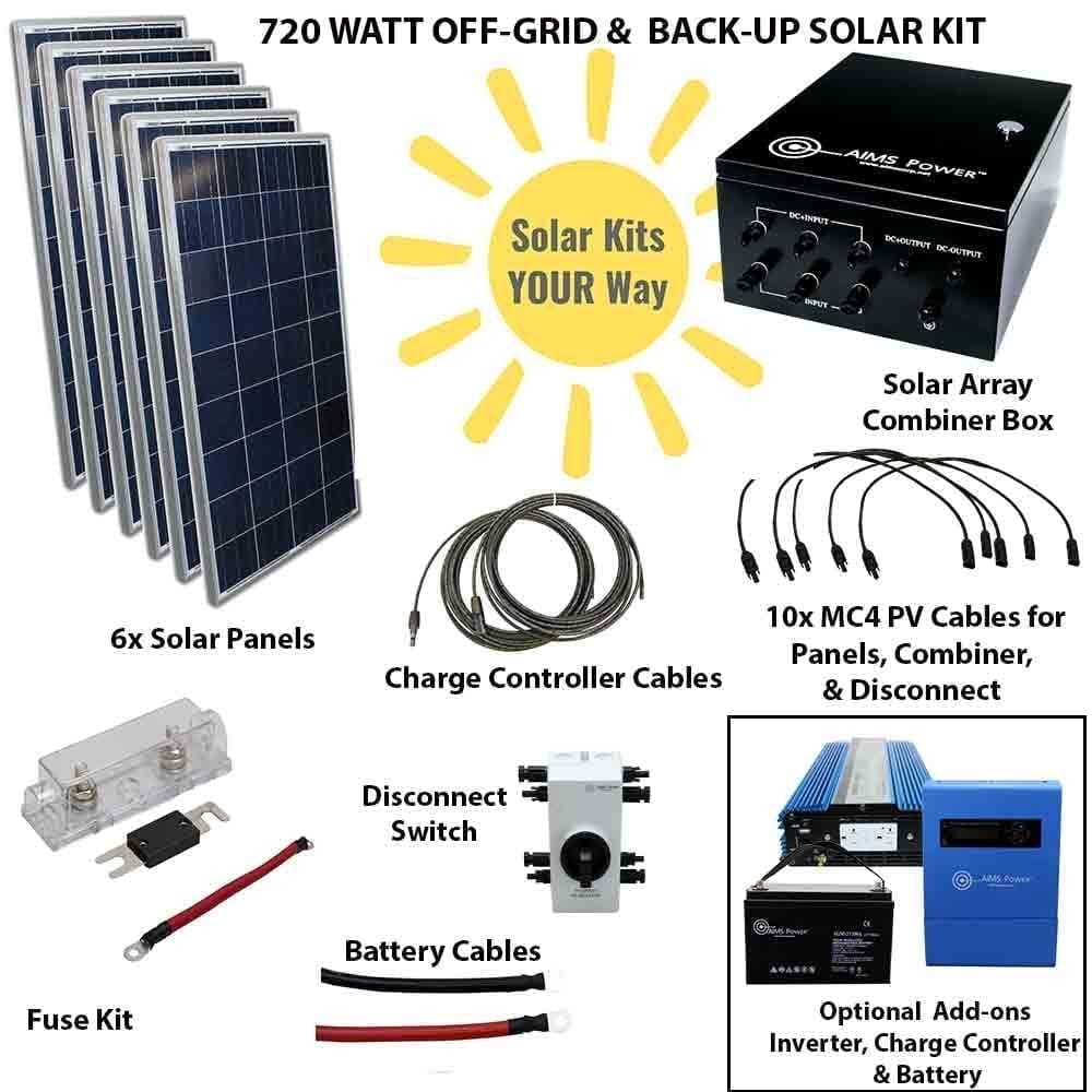 24 Volt Solar Panel Wiring Series