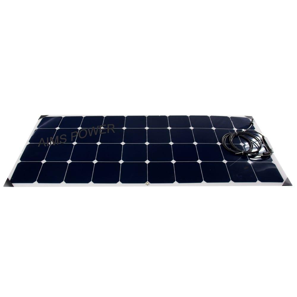 10 pcs Square Solar Panels 2V 130mA Monocrystalline Lightweight Solar Panel Bendable