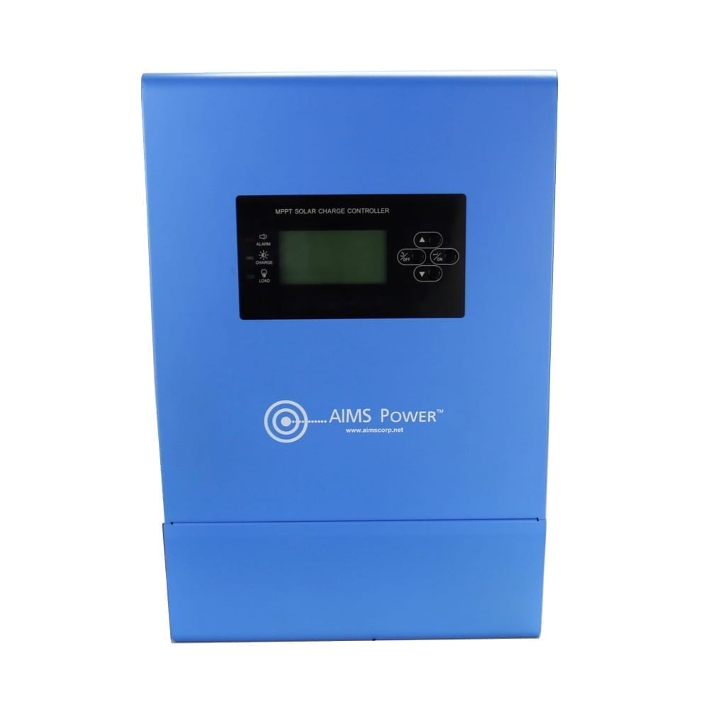 Aims 80 Amp Solar Charge Controller 12 24 36 48 Vdc Mppt Charger Based Multipurpose Circuit Monitor Converters Portable Power