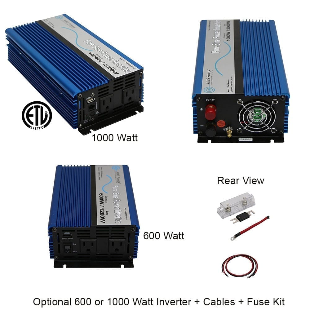 60 Watt Flexible Bendable Slim Solar Panel Amp 10 Amp Charge