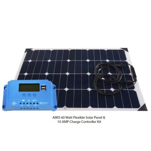 Small Solar Panel Kits: 60 to 720 Watts