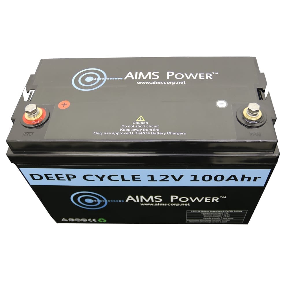 360 Watt Solar Kit W/12V Lithium Ion Battery, Flexible Solar Panels &  Charge Controller