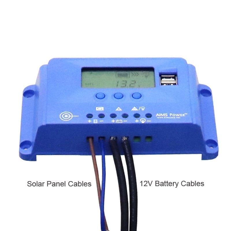 130 Watt Portable Foldable Solar Panel 10amp Charge